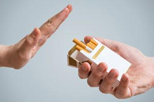 arrêter de fumer à l'aide de la cigarette électronique
